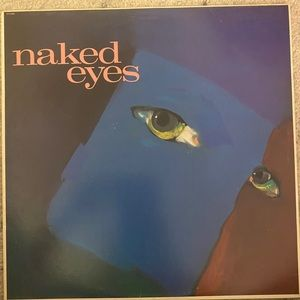 Great condition naked eyes vinyl